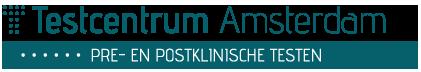 Testcentrum Amsterdam Logo